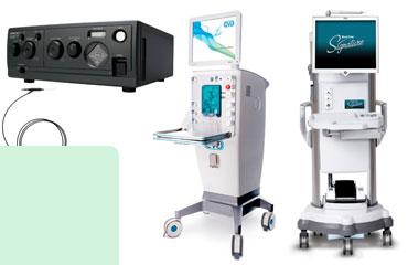 主な手術機器